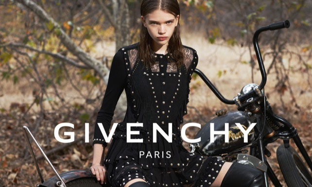 Givenchy will open the flagship store at NYFW 2016.